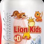 Lion Kids D (витамин D за деца)